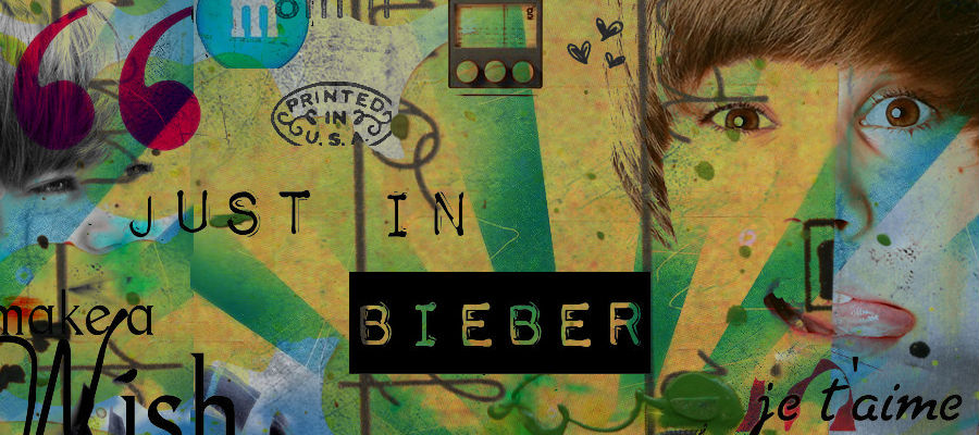 Just in Bieber