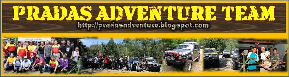 PRADAS Adventure Team