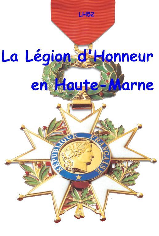 La Légion d'Honneur en Haute-Marne