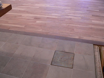 Terra Home Ceramics Custom Handmade Floor Tiles With Old World Feel