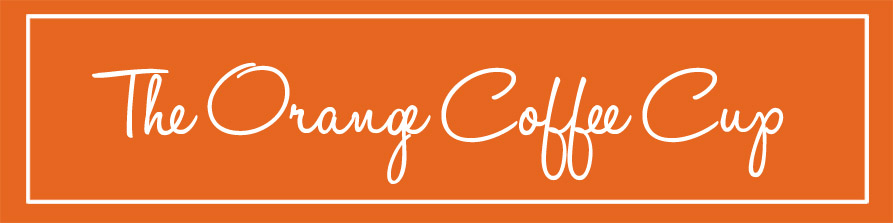 The Orange Coffee Cup