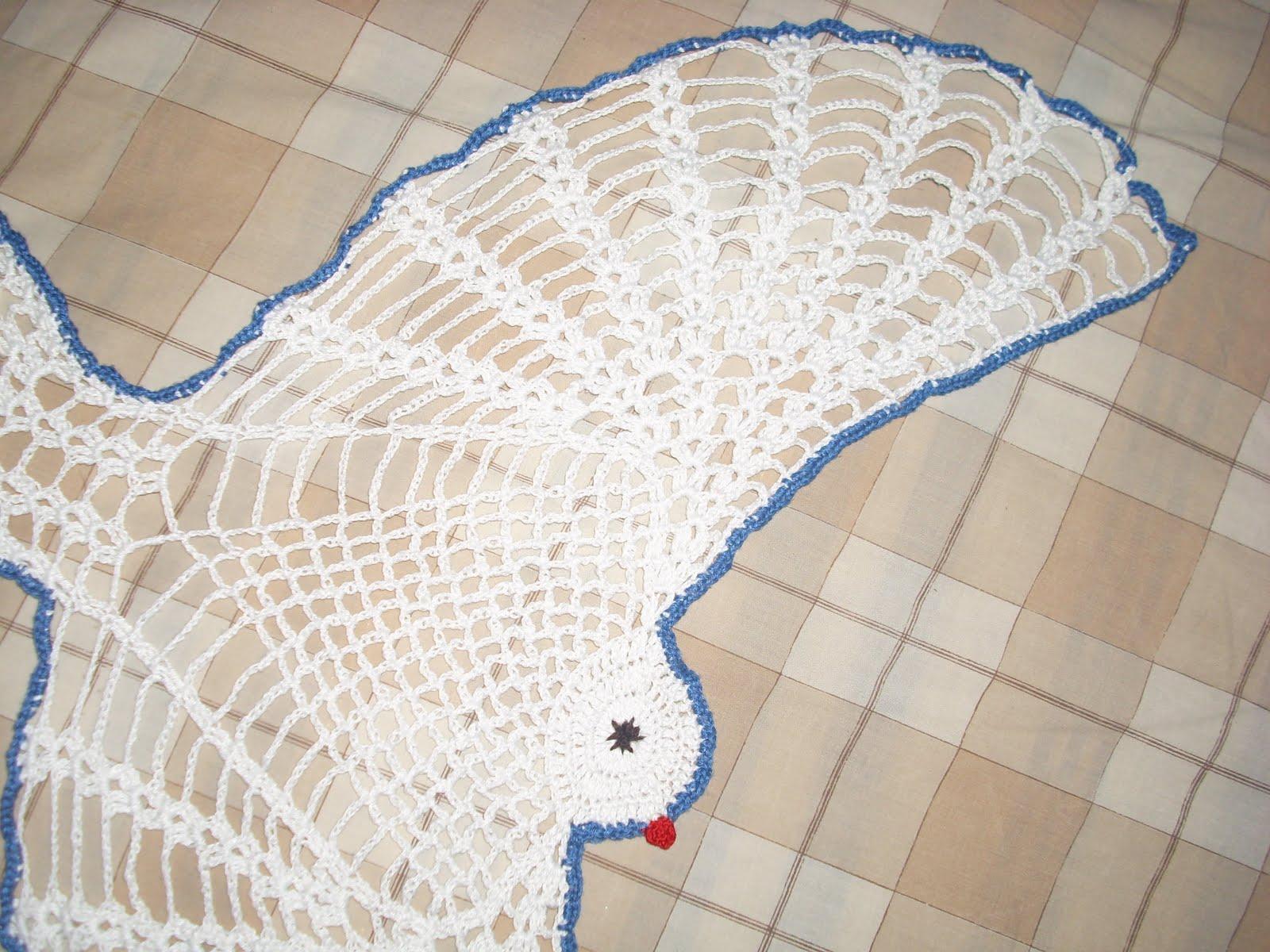Pin tapetes tejidos en crochet and post molde on pinterest for Tapetes de crochet