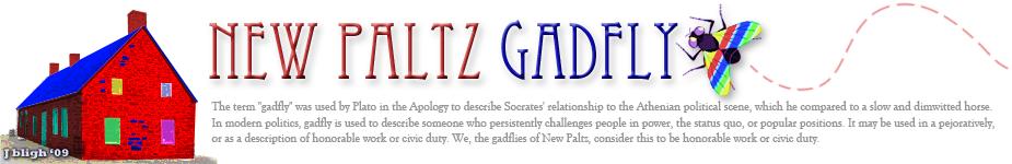 New Paltz Gadfly