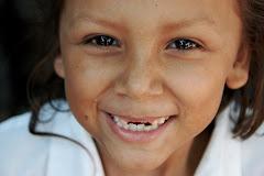 El Pantanal child