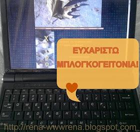 ΔΩΡΟ ΑΠΟ ΤΗ ΡΕΝΑ
