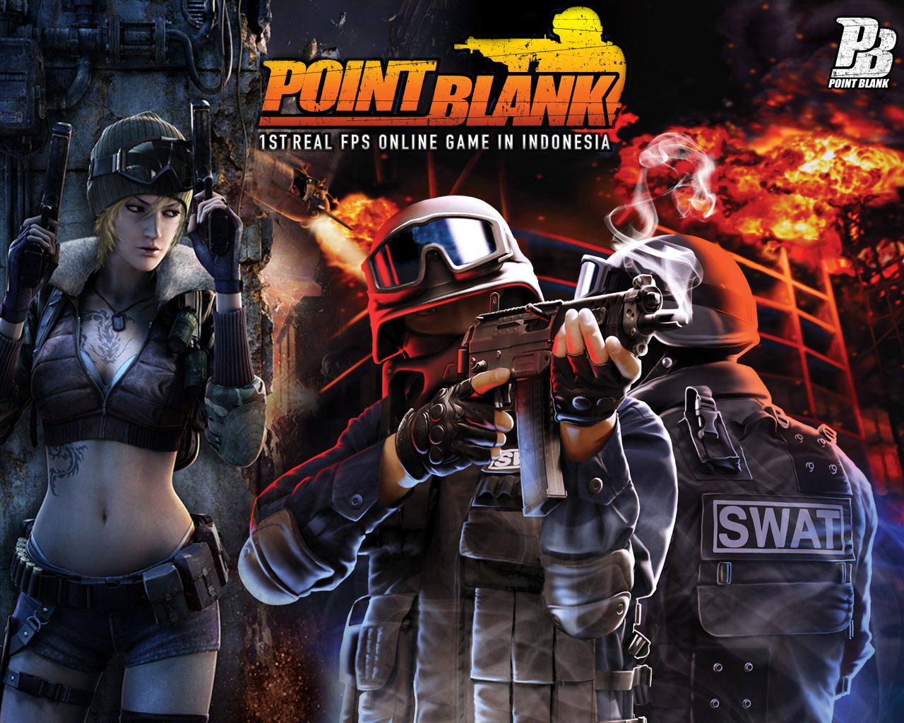 Download Image Point Blank Pc Game Online Pc Android Iphone And Ipad