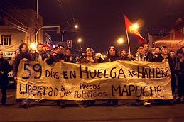 35 Comuneros en Huelga de Hambre desde 12 Julio 2010