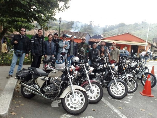 La Tribu Biker Junior Caracas, Venezuela