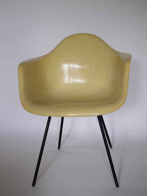 Vintagedesign - Fauteuil charles et ray eames ...