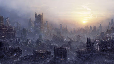 Разрушеният град - Апокалипсис