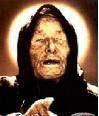 Снимка на пророчицата Ванга