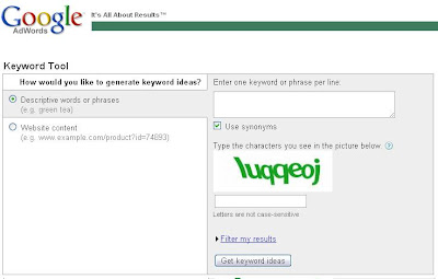 Google Adwords Keyword Tool - Как да печелим пари от интернет!!!