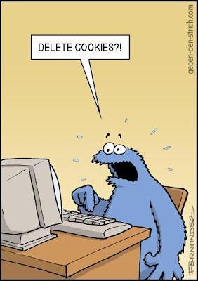 Cookie Monster Delete Cookies?