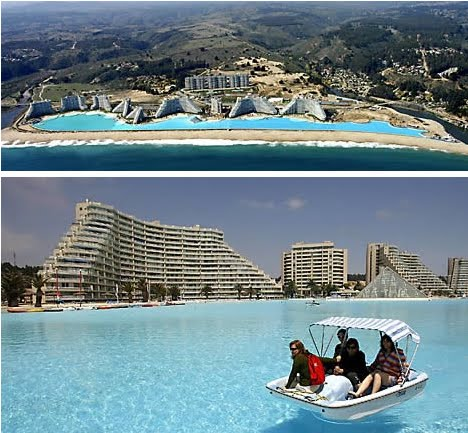 Nadnod Largest Swimming Pool In The World 1km Long