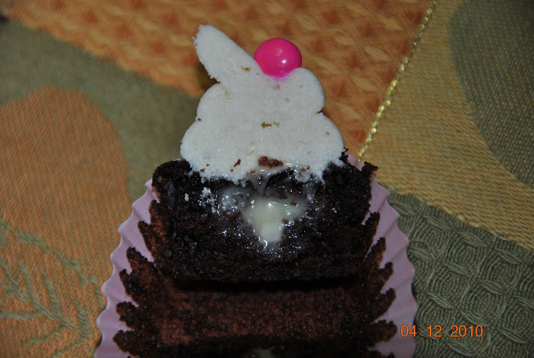 MINI CUPCAKE DE CHOCOLATE