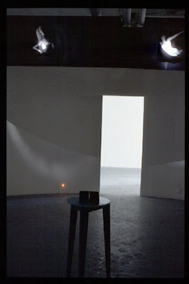 'INFINITE / INTIMATE', 1994 [installation detail]