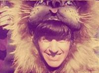 cuando el salvaje y temible león