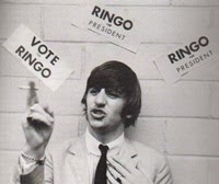 Ringo is the bird.