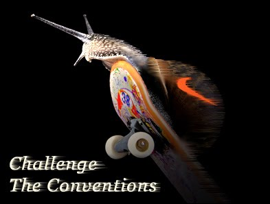 Challenge the Conventions
