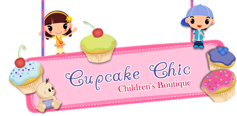 GYMBOREE @ Cupcake Chic Children's Boutique