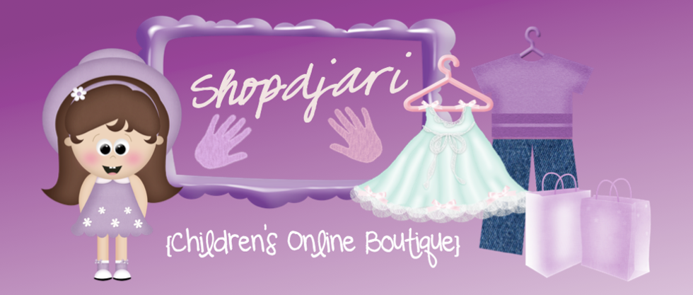 Children&#39;s Online Boutique@shopdjari