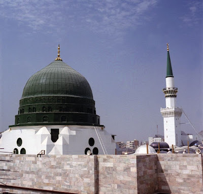 Madina-al-Munawara in Saudia Arabia