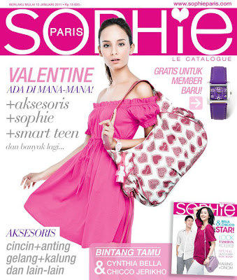 sophie Martin february edition