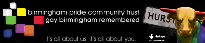 Gay Birmingham Remembered