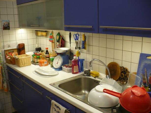 Inventable mesada de cocina iluminada con leds - Led para cocina ...