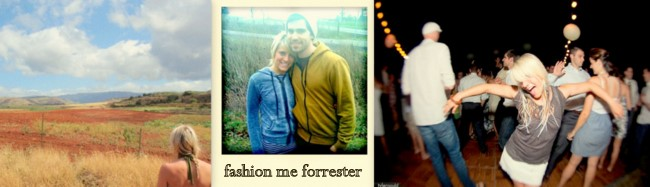 fashion me forrester
