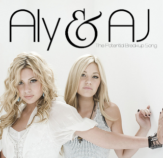 ALY & AJ - POTENTIAL BREAKUP SONG ALBUM LYRICS