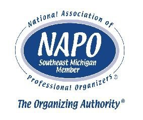 Member of National Association of Professional Organizers
