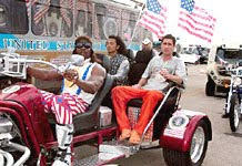 "The movie ""Idiocracy"" by Mike Judge"