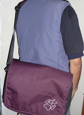 Jack Wolfskin Apogee Shoulder Bag 19