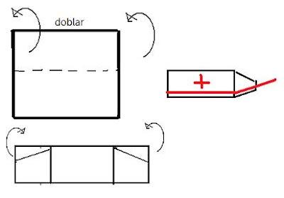Como hacer un gorro de enfermera de papel  Trato o truco