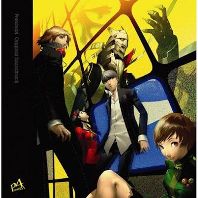Original Soundtracks de vários games da Série Persona Persona+4+OST