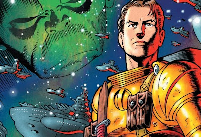 Dan Dare Live Action Movie