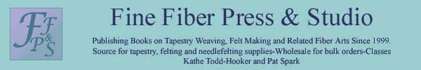 Fine Fiber Press & Studio