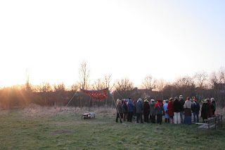 wassailing in pensford fields