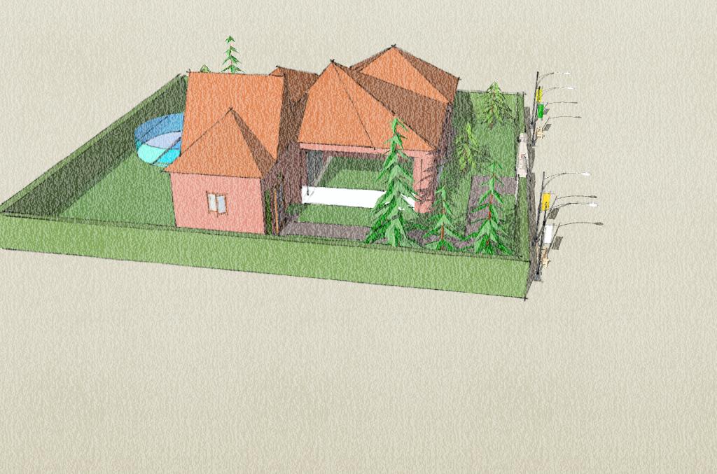 Arsy boy progetto 3d for Crea la tua casa 3d