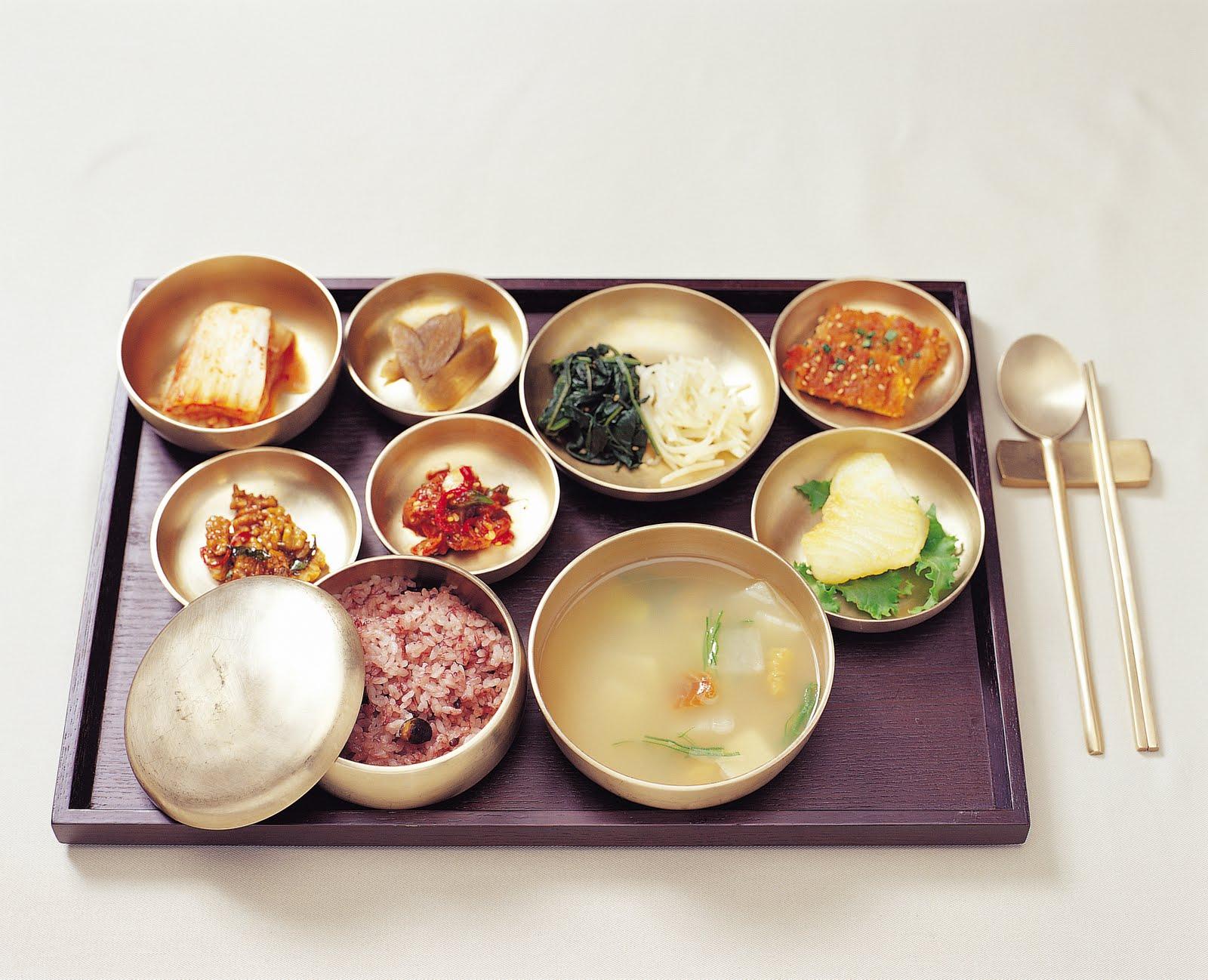 Korean Table Korean Table Manner