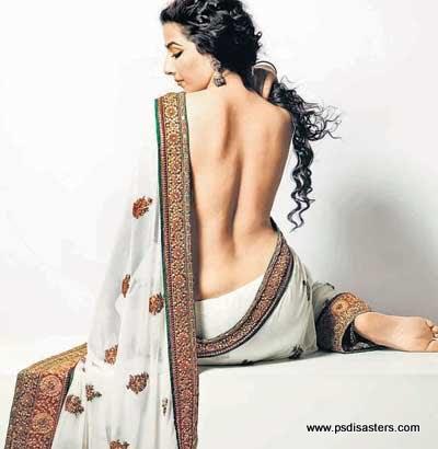 PSD about Vidya Balan's Fitness