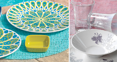 (l) to (r) Jonathan Adler peacock collection; Pashmina Collection Precidio 1-800-387-2304  sc 1 st  Toast and Tables : precidio dinnerware - pezcame.com