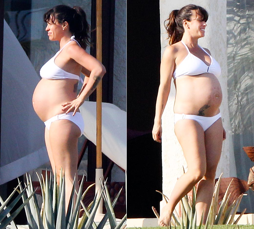 the first 12 weeks celebrities that i m pregnant with