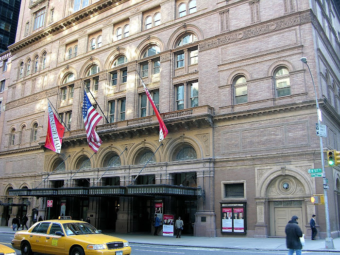 The Carnegie Hall