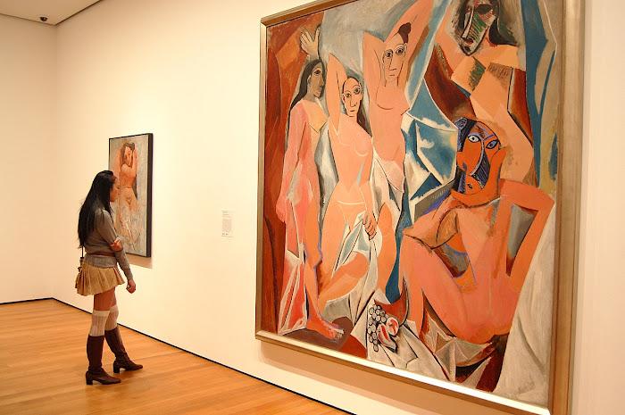 MOMA, M de Arte Moderno, NY