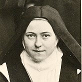 St. Therese's Famous Pose