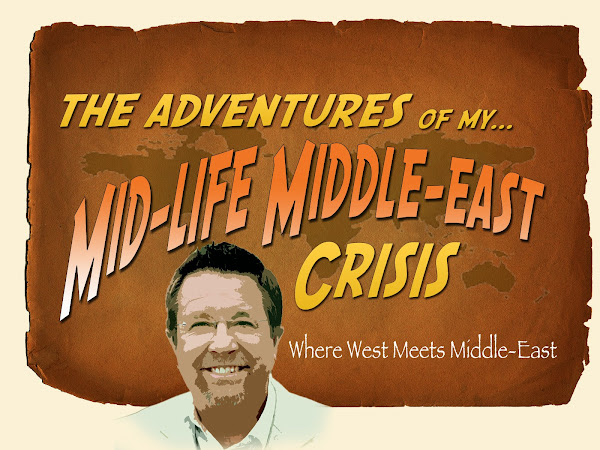My Mid-life Middle-East Crisis