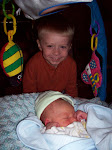 Their first moments together!!        Nov 21, 2006
