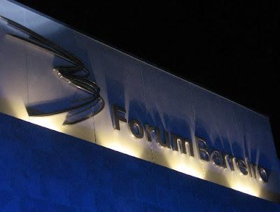 Forum Barreiro: Inauguração
